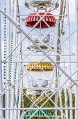 Old Scuffed Soviet Panoramic Wheel