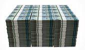 Pile Dirham Bank Notes