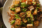 Homemade Tofu Stir Fry