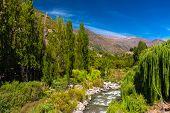 San Jose de Maipo in Chile