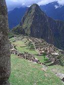 Machu Pichu View