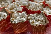 image of reveillon  - Pop Corn prepared for a celebration - JPG