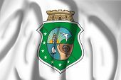 Coat of arms of Ceara Brazil