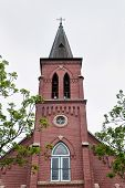 Historic Church poster