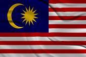 Amazing Flag of Malaysia, Asia