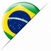 Brazil Pocket Flag