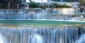 Huay Mae Khamin Waterfalls at Sri Nakarin National Park