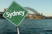 Sydney Sign, Australia - Oceania