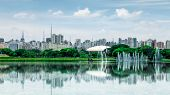 Ibirapuera Park in Sao Paulo, Brazil