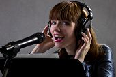 Musical Artist Singing