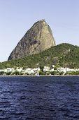 The Sugarloaf in Rio de Janeiro, Brazil