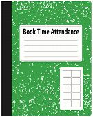 Book Time Attendance