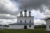 The Church of the Apostles Peter and Paul. Suzdal, Golden Ring of Russia.
