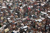 Biggest Slum in South America, Rocinha, Rio de Janeiro, Brazil