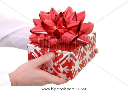 Gift Giving poster