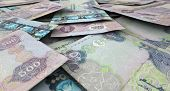 picture of dirhams  - A macro close - JPG