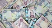 pic of dirhams  - A macro close - JPG
