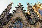 ������, ������: Cathedral In The Dutch City Of Den Bosch Netherlands
