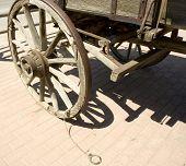 Cuffs And Wagon Wheel