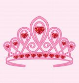 picture of princess crown  - princess crown - JPG