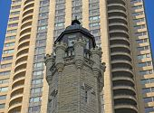 Chicago Water Tower  2