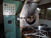 Machinery Roasting Cofee