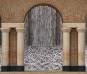 Wasserfall gate