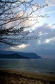 Princeville Bay On Kauai, Hawaii