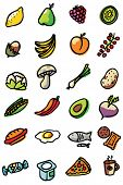 Food,fruits and vegetables 2