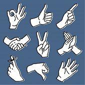 hands signs