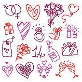 Dibujos de San Valentín