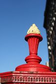 Nyc Call Box Torch