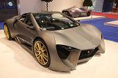 Sbarro Speed Glasfiber Coupe