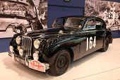 Jaguar Mk Vii from 1956