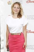LOS ANGELES - JUNE 13: Erika Christensen at the 21st Annual A Time For Heroes Celebrity Picnic to benefit the Elizabeth Glaser Pediatric AIDS Foundation on June 13, 2010 in Los Angeles, California