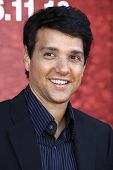 LOS ANGELES - JUNE 7: Ralph Macchio at the premiere of 'The Karate Kid' at the Mann Village Theater on June 7, 2010 in Los Angeles, California