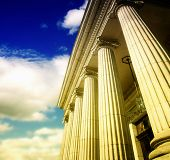 Greek Pillars