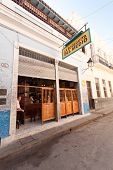 HAVANA-MARCH 25: La Bodeguita del Medio March 25, 2011 in Havana.The birthplace of mojito, this is a