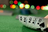 conceito de poker