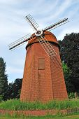 Windmill In Marymoore Park