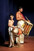 Indian drummer