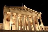 österreichische Parlamentsgebäude