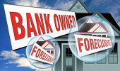 Bank Owned Foreclosure.