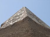 Pyramid Of Khafre Detail