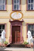 Orangerie do Palácio de Vollrads em Winkel