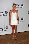 LOS ANGELES - 1 augustus: Andrea Anders controlen op de 2010 ABC zomer Press Tour Party in Beverly