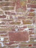 stock photo of fieldstone-wall  - stone wall - JPG