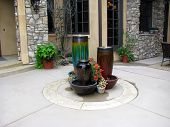 Outdoor Pot Fountains