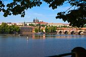 Hradcany District Of Prague