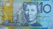 Mary Gilmore Aus $10